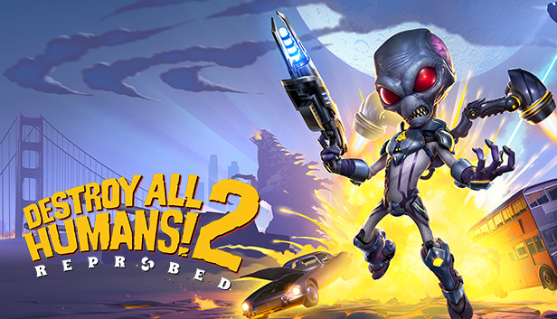 Destroy All Humans! 2 - Reprobed on Steam